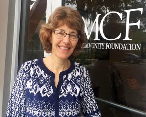 Joan McCaw, Grants & Scholarships Manager