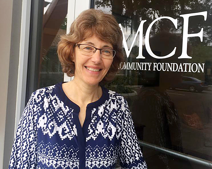 Joan McCaw, MCF Grants & Scholarships Manager