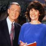 Fred Rogers and Hedda Sharapan